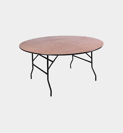 Tafel rond medium